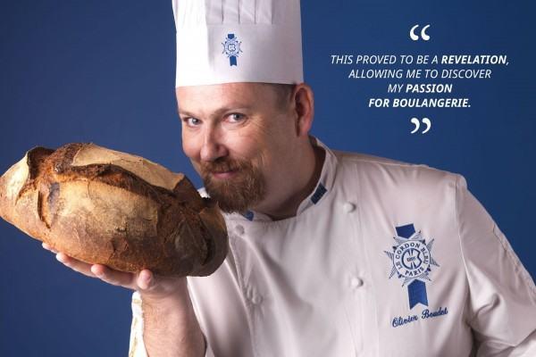 Đầu bếp Olivier Boudot – Người sẽ trực tiếp dẫn dắt chương trình Cao đẳng Làm bánh mì