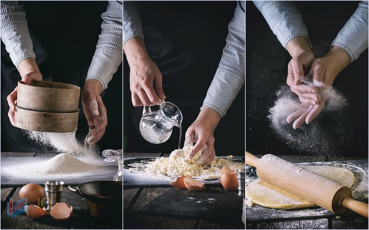 Cơ hội phát triển kỹ năng làm bánh mì kiểu Pháp cho sinh viên