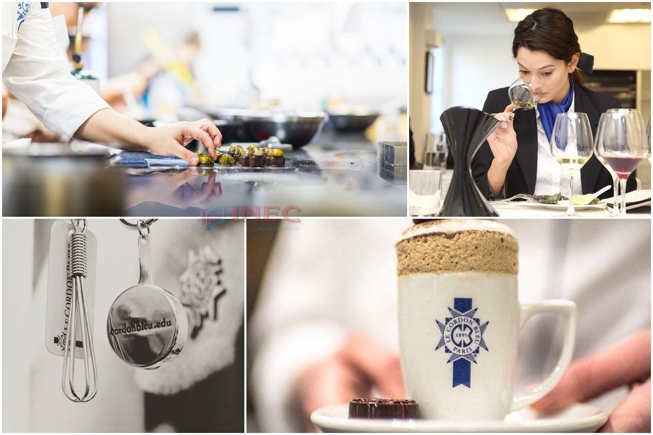 Cơ hội học tập và phát triển không giới hạn với các khóa học tại Le Cordon Bleu