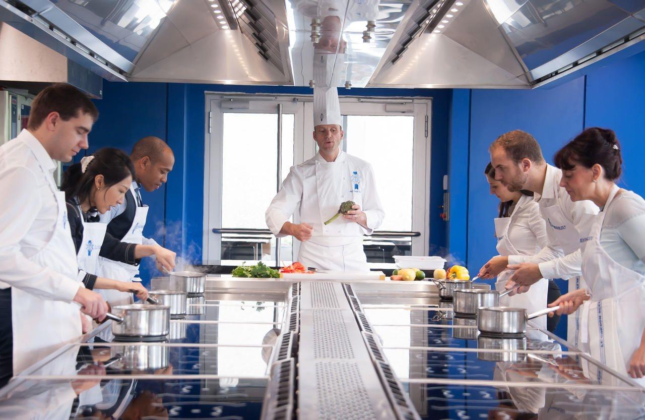 Le Cordon Bleu Brisbane với chương trình học bổng du học Úc ngành ẩm thực hấp dẫn