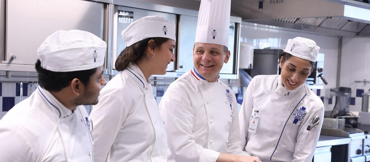 Đầu bếp sao Michelin Éric Briffard – cố vấn chuyên môn ẩm thực của Le Cordon Bleu