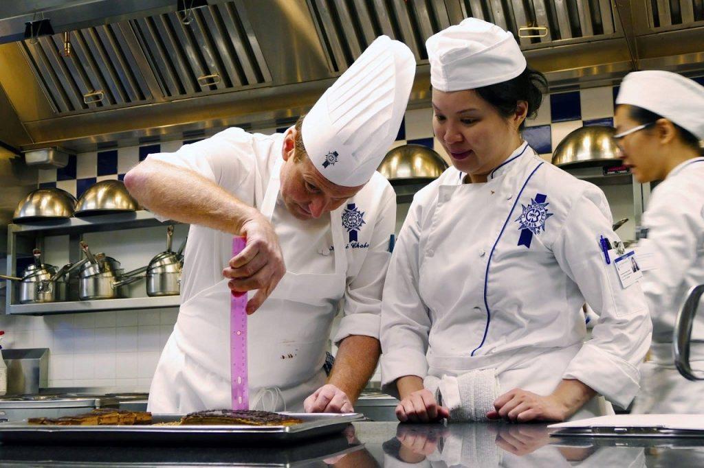 Học bổng du học New Zealand ngành ẩm thực cho mọi bậc học tại học viện Le Cordon Bleu Wellington