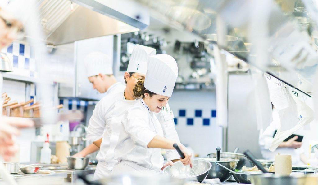 Úc là phân viện đào tạo đa ngành đa cấp độ bậc nhất của Le Cordon Bleu