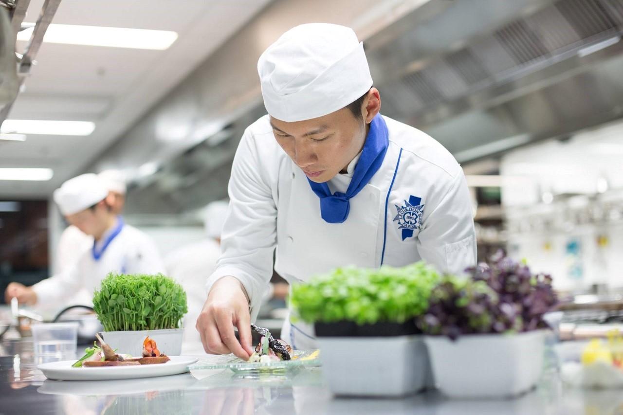 Du học Úc ngành ẩm thực, nhà hàng khách sạn tại trường top 10 thế giới Le Cordon Bleu