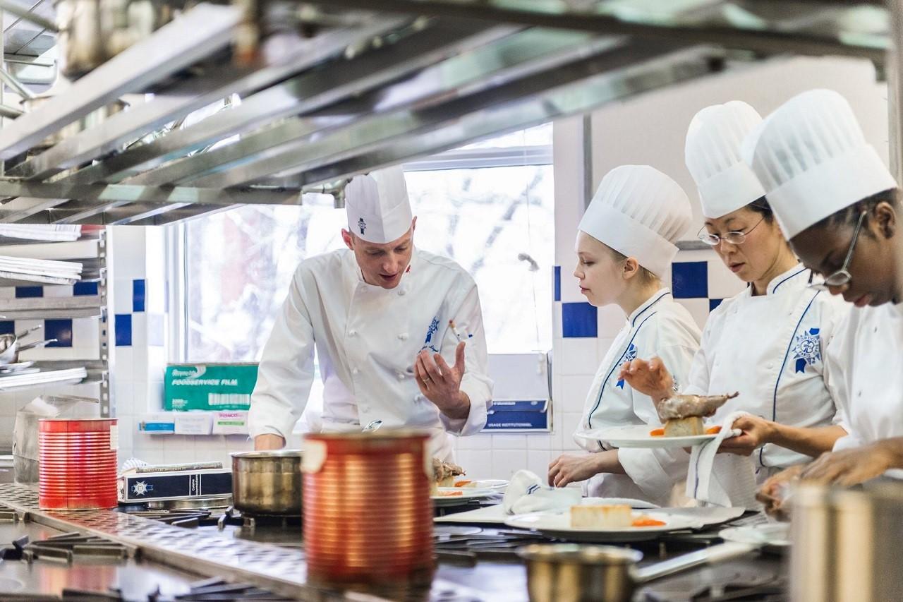 Học tập cùng các chuyên gia hàng đầu tại Le Cordon Bleu